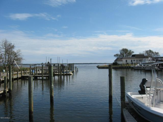 104 Marina At Gull Harbor Slip34, Newport, NC 28570 (MLS #100154467) :: The Oceanaire Realty