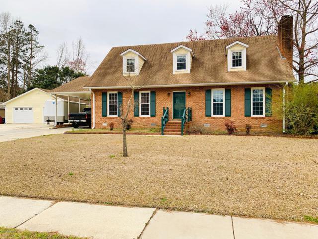 115 Janie Avenue, Jacksonville, NC 28540 (MLS #100154487) :: Berkshire Hathaway HomeServices Hometown, REALTORS®
