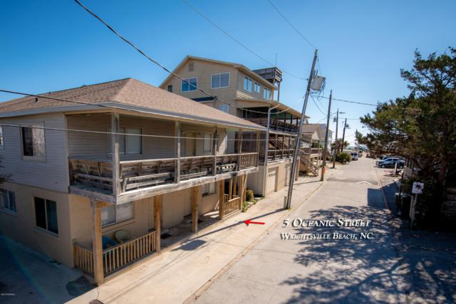 5 Oceanic Street, Wrightsville Beach, NC 28480 (MLS #100154540) :: The Chris Luther Team