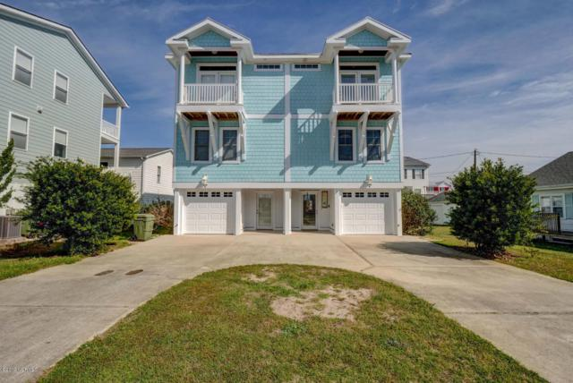 309 S 3rd Avenue B, Kure Beach, NC 28449 (MLS #100154685) :: The Keith Beatty Team