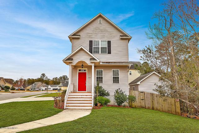 114 Whiteleaf Drive, Jacksonville, NC 28546 (MLS #100154727) :: Century 21 Sweyer & Associates