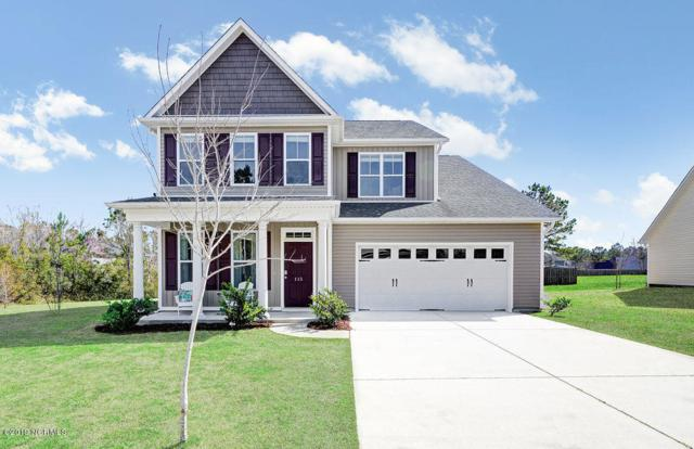 115 Bunchberry Court, Hampstead, NC 28443 (MLS #100154791) :: Coldwell Banker Sea Coast Advantage