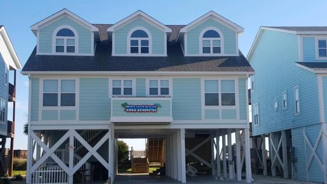 653 Ocean Boulevard W, Holden Beach, NC 28462 (MLS #100154821) :: Coldwell Banker Sea Coast Advantage