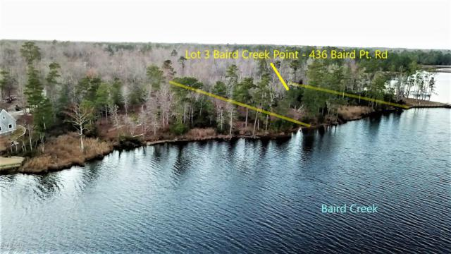 436 Baird Point Road, Grantsboro, NC 28529 (MLS #100154883) :: Berkshire Hathaway HomeServices Hometown, REALTORS®