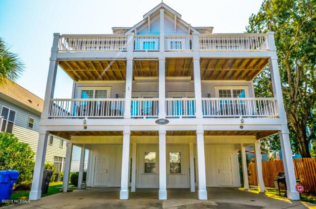 1407 Mackerel Lane #2, Carolina Beach, NC 28428 (MLS #100155092) :: Vance Young and Associates