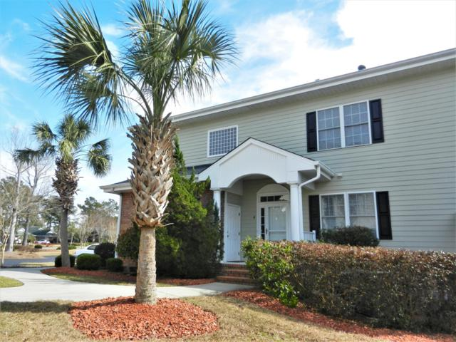 119 Crooked Gulley Circle #4, Sunset Beach, NC 28468 (MLS #100155203) :: Donna & Team New Bern