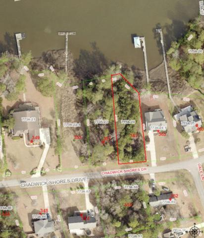 361 Chadwick Shores Drive, Sneads Ferry, NC 28460 (MLS #100155362) :: Donna & Team New Bern