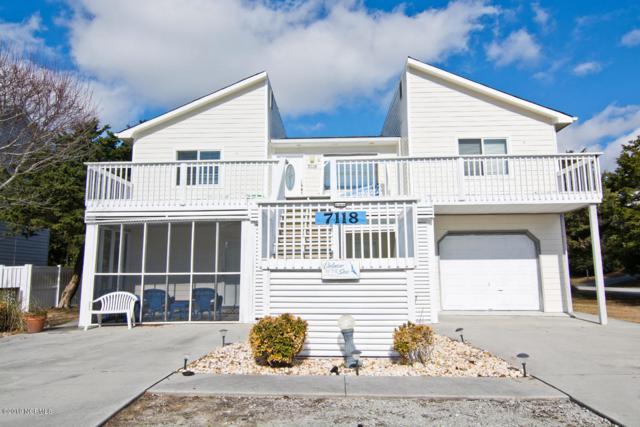 7118 Ocean Drive, Emerald Isle, NC 28594 (MLS #100155375) :: The Bob Williams Team