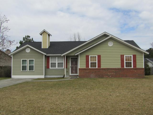 2606 Brookfield Drive, Midway Park, NC 28544 (MLS #100155393) :: RE/MAX Elite Realty Group