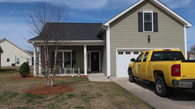 1905 Chavis Court, Greenville, NC 27858 (MLS #100155413) :: Chesson Real Estate Group