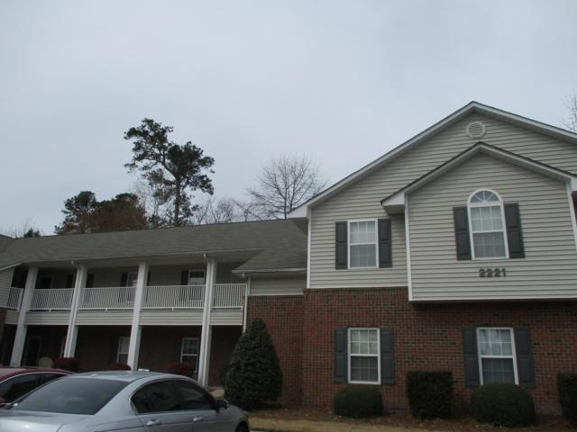 2221 Locksley Woods Drive G, Greenville, NC 27858 (MLS #100155502) :: Chesson Real Estate Group