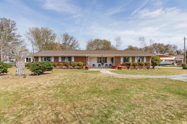 554 Neptune Drive, Cape Carteret, NC 28584 (MLS #100155517) :: Courtney Carter Homes