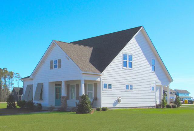 312 Ibis Place, Beaufort, NC 28516 (MLS #100155558) :: Coldwell Banker Sea Coast Advantage