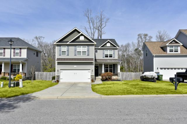 210 Peggys Trace Lane, Sneads Ferry, NC 28460 (MLS #100155567) :: The Oceanaire Realty