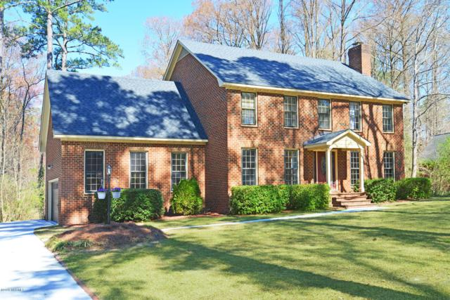 206 Oxford Road, Greenville, NC 27858 (MLS #100155606) :: Chesson Real Estate Group