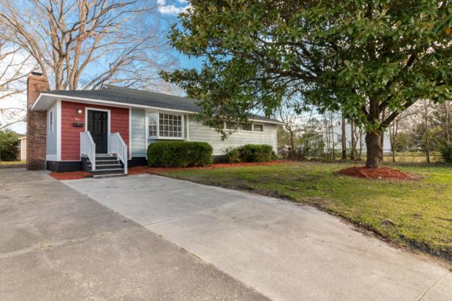 911 Barn Street, Jacksonville, NC 28540 (MLS #100155637) :: Courtney Carter Homes
