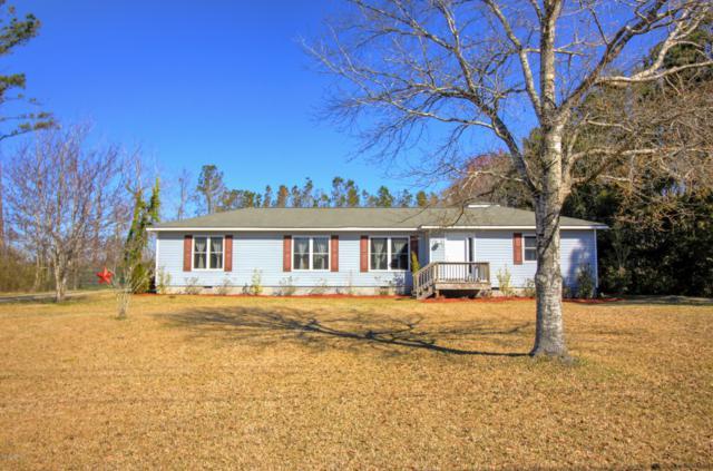 581 Mill Creek Road, Newport, NC 28570 (MLS #100155677) :: RE/MAX Essential
