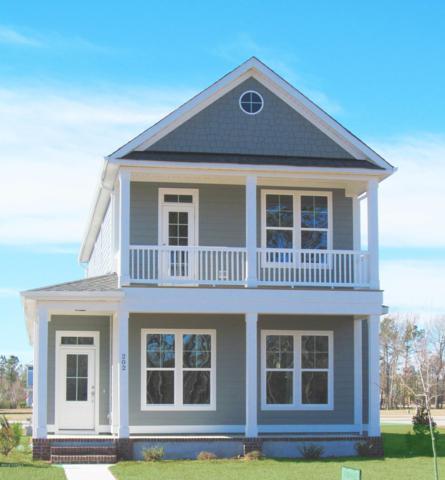 304 Ibis, Beaufort, NC 28516 (MLS #100155758) :: Century 21 Sweyer & Associates