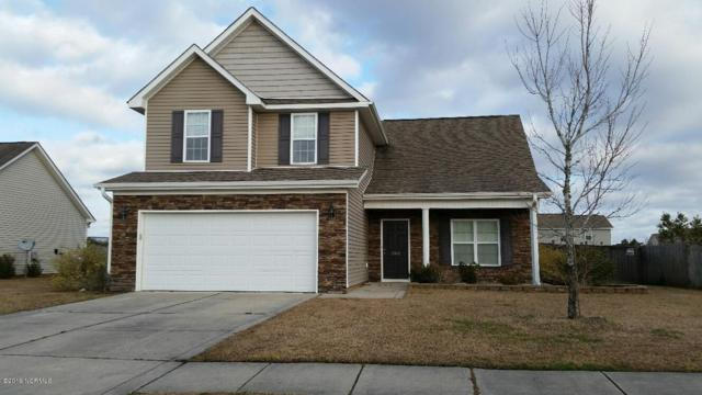 260 Silver Hills Drive, Jacksonville, NC 28546 (MLS #100155779) :: Courtney Carter Homes