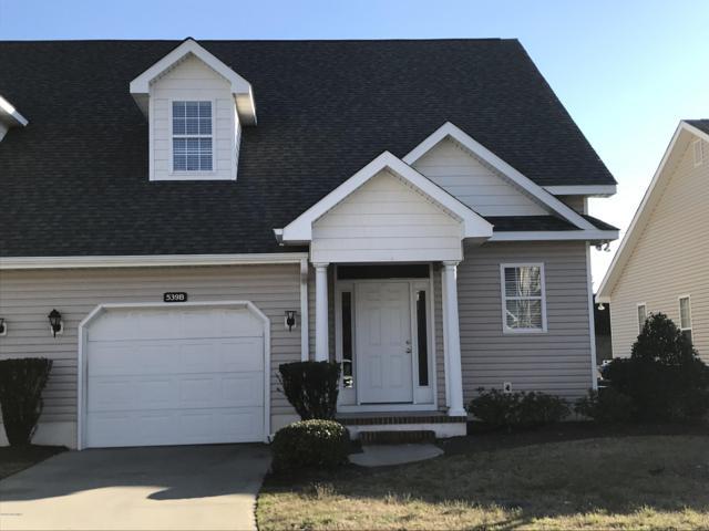 539 Village Green Drive B, Morehead City, NC 28557 (MLS #100155831) :: RE/MAX Essential