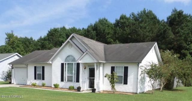 222 Palamino Trail, Jacksonville, NC 28546 (MLS #100155860) :: Chesson Real Estate Group