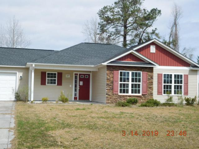 207 Sheffield Road, Jacksonville, NC 28546 (MLS #100155863) :: Century 21 Sweyer & Associates