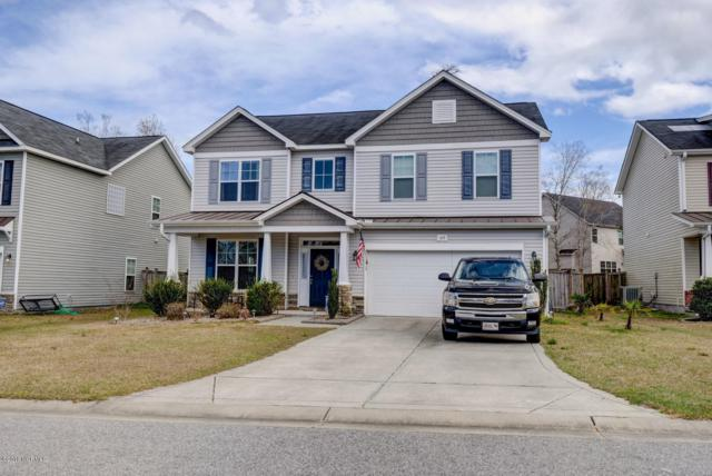 115 Katrina Street, Sneads Ferry, NC 28460 (MLS #100155899) :: The Oceanaire Realty
