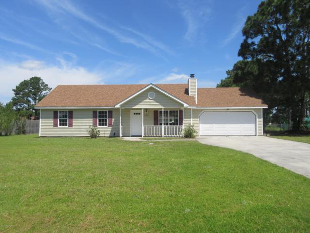 309 Dayrell Drive, Hubert, NC 28539 (MLS #100155919) :: Chesson Real Estate Group