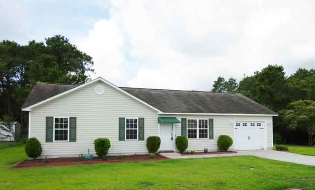218 Michel Court, Hubert, NC 28539 (MLS #100155920) :: Chesson Real Estate Group