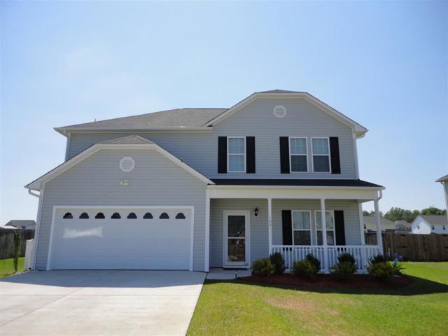 105 Dukes Lake Circle, Richlands, NC 28574 (MLS #100155937) :: Chesson Real Estate Group