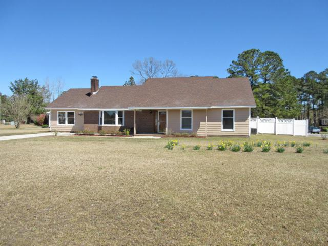 506 Pine Valley Road, Jacksonville, NC 28546 (MLS #100156003) :: The Oceanaire Realty