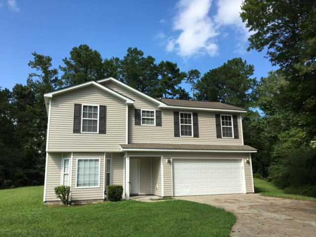 201 Dawn Court, Jacksonville, NC 28540 (MLS #100156014) :: Chesson Real Estate Group