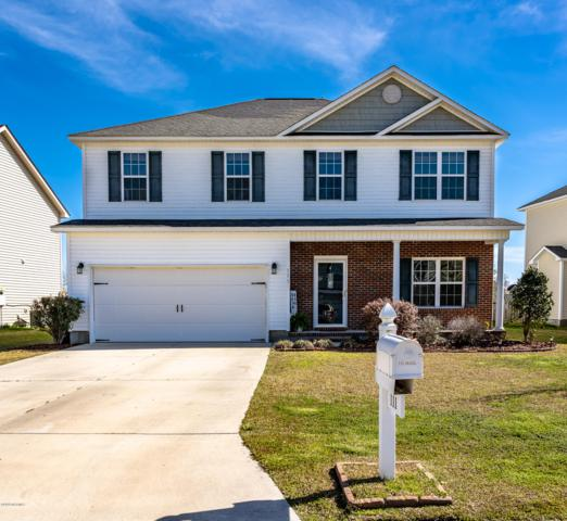 111 Long Pond Drive, Sneads Ferry, NC 28460 (MLS #100156020) :: The Oceanaire Realty