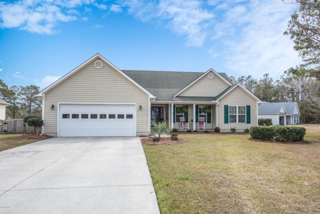 302 Divot Court, Swansboro, NC 28584 (MLS #100156033) :: RE/MAX Elite Realty Group