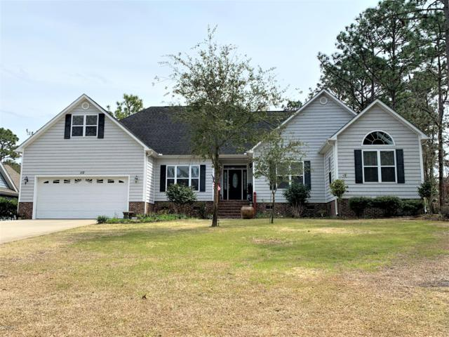 112 Sutton Drive, Cape Carteret, NC 28584 (MLS #100156051) :: The Keith Beatty Team