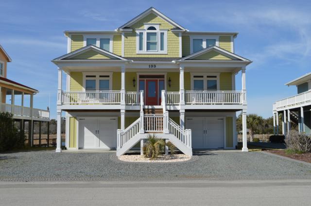 133 Southshore Drive, Holden Beach, NC 28462 (MLS #100156108) :: Coldwell Banker Sea Coast Advantage