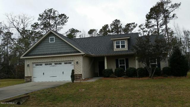 402 Peppermint Drive, Hubert, NC 28539 (MLS #100156208) :: Century 21 Sweyer & Associates
