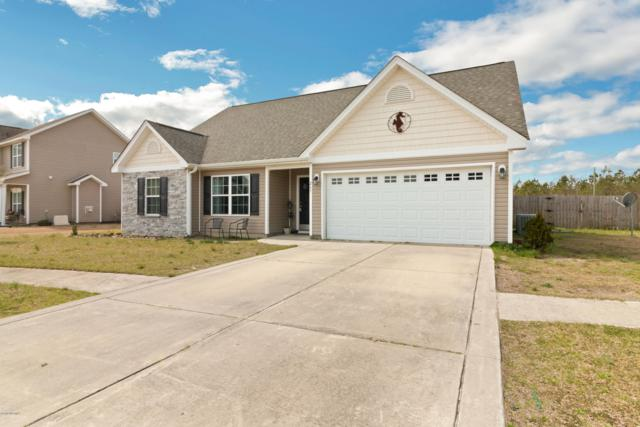 267 Silver Hills Drive, Jacksonville, NC 28546 (MLS #100156233) :: The Oceanaire Realty