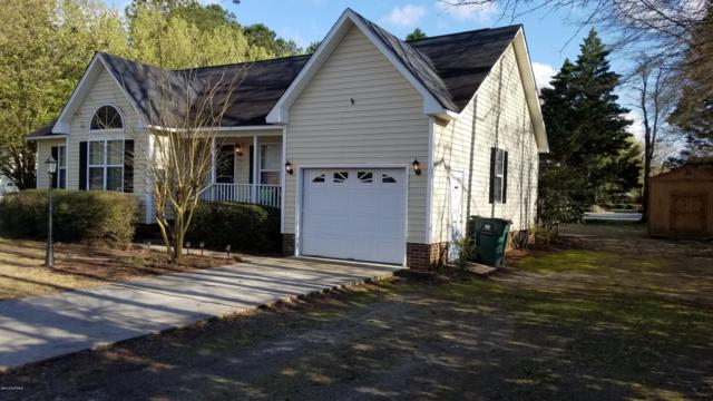 301 Liberty Avenue, Snow Hill, NC 28580 (MLS #100156246) :: Vance Young and Associates