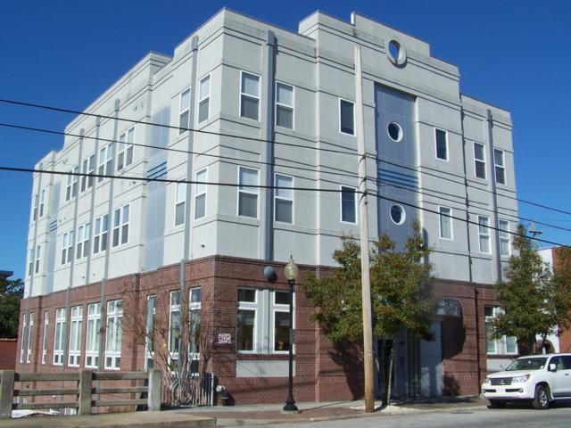 619 N 4th Street #107, Wilmington, NC 28401 (MLS #100156252) :: The Chris Luther Team