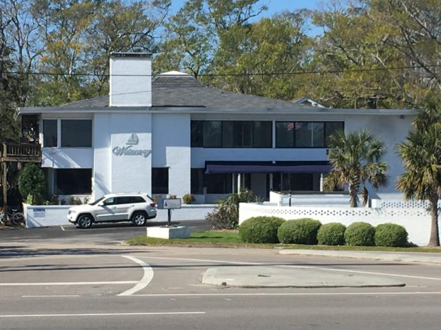7246 Wrightsville Avenue #109, Wilmington, NC 28403 (MLS #100156333) :: The Oceanaire Realty