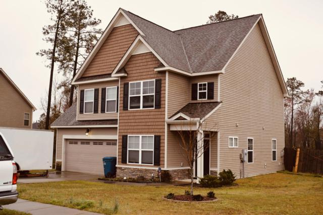 416 Cyrus Thompson Drive, Jacksonville, NC 28546 (MLS #100156348) :: The Oceanaire Realty