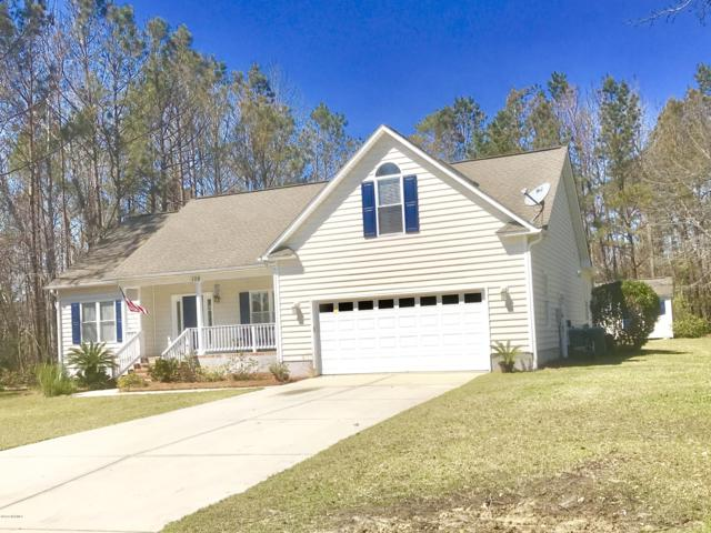 108 Hickory Circle, Hampstead, NC 28443 (MLS #100156359) :: The Bob Williams Team