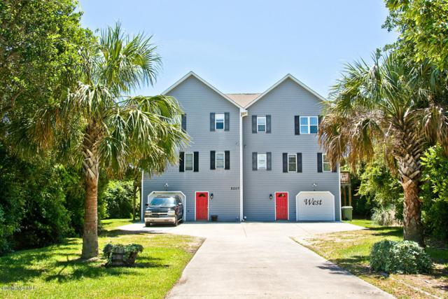 5207 Emerald Drive E, Emerald Isle, NC 28594 (MLS #100156391) :: The Chris Luther Team