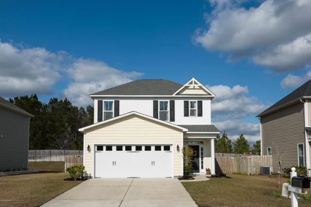 206 Bungalow Road, Holly Ridge, NC 28445 (MLS #100156407) :: The Chris Luther Team