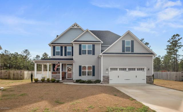 205 Zonnie Lane, Jacksonville, NC 28540 (MLS #100156419) :: The Oceanaire Realty