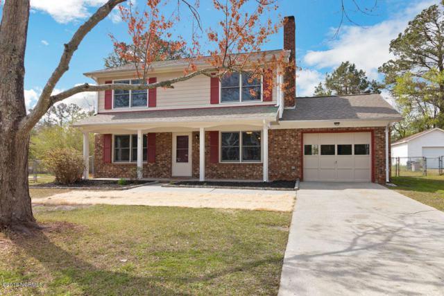 406 Greenbriar Drive, Jacksonville, NC 28546 (MLS #100156424) :: RE/MAX Elite Realty Group