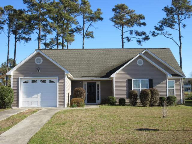 4895 Beech Tree Drive SE, Southport, NC 28461 (MLS #100156432) :: David Cummings Real Estate Team
