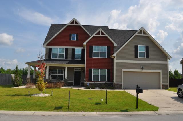 423 Cyrus Thompson Drive, Jacksonville, NC 28546 (MLS #100156435) :: RE/MAX Elite Realty Group