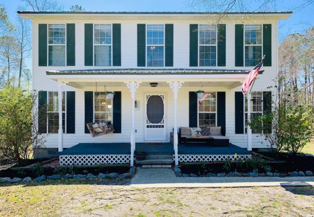 203 Fire Tower Road, Richlands, NC 28574 (MLS #100156480) :: Donna & Team New Bern